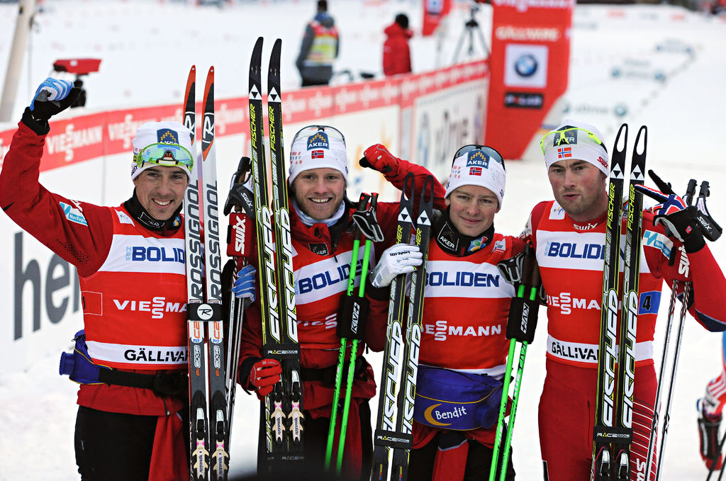 Norwegowie mski team